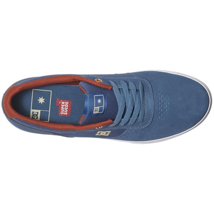 DC SHOES Switch S Chaussure Homme - Taille 43 - BLEU