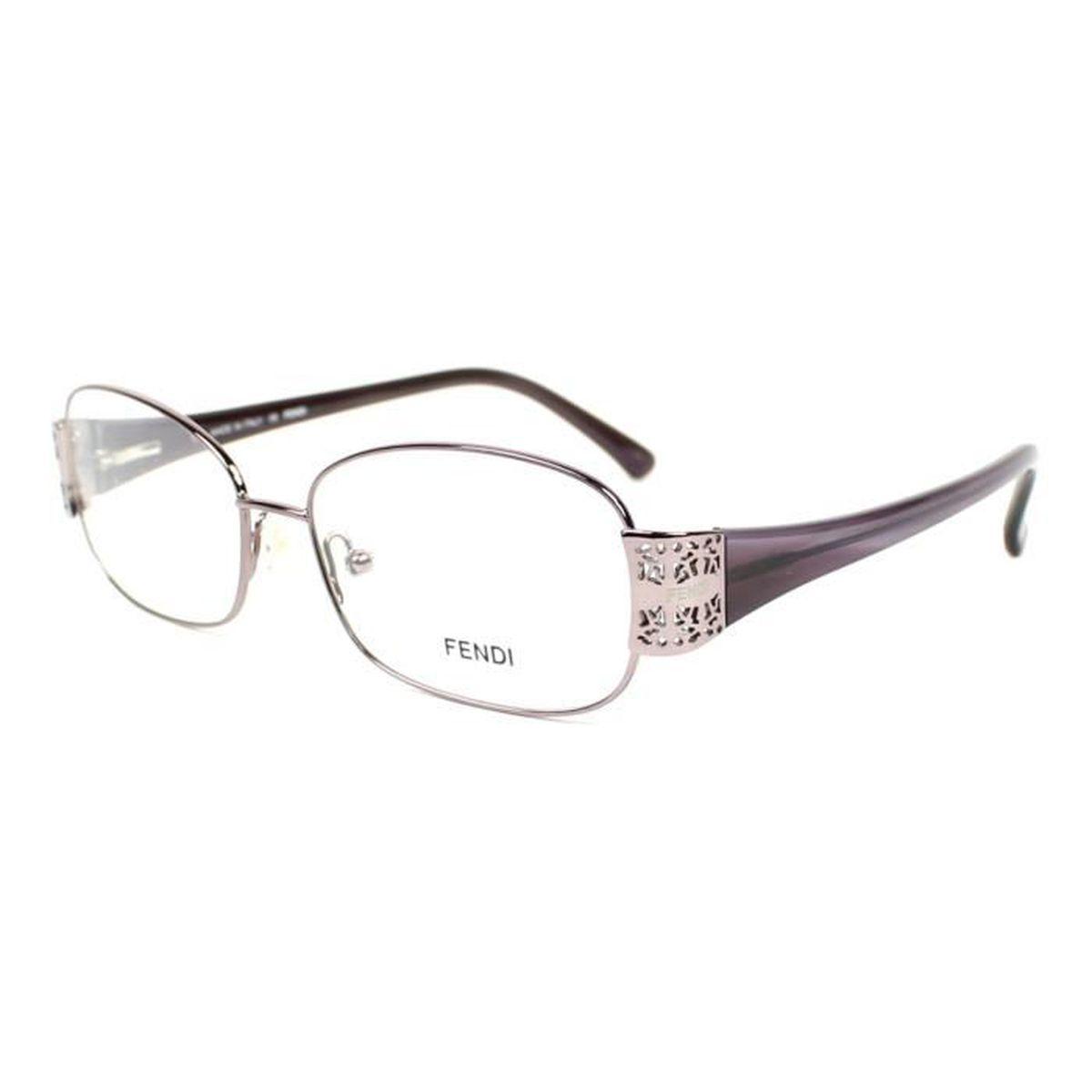 Lunettes de vue Fendi F803 -516 Violet - Achat   Vente lunettes de ... a79012a7d3c5