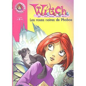 Livre 6-9 ANS Witch Tome 8