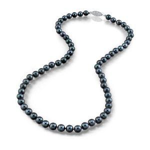 ab0da6c2f52 Collier perles noires - Achat   Vente pas cher