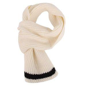 285b8be643a6 ECHARPE - FOULARD Bohême Garçon Fille tricot perforé Châle Echarpes