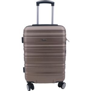 VALISE - BAGAGE Valise cabine Worldline ABS & polycarbonate 4 roul