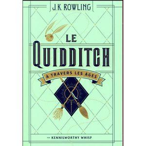 Livre 9 -12 ANS Livre - le quidditch à travers les âges