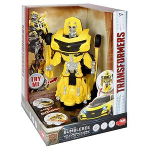 FIGURINE - PERSONNAGE Transformers - M5 Robot Fighter Bumblebee