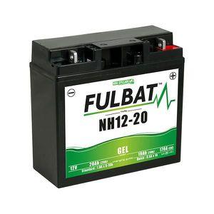 BATTERIE VÉHICULE Batterie motoculture /moto Gel NH1220 / SLA12-20 1