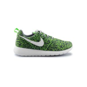 BASKET Basket Nike Roshe One Print Junior Vert 677782-009