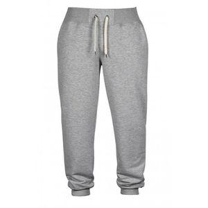 SURVÊTEMENT Pantalon jogging homme urban - 5406 - gris chiné 7ae77f17137