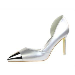 ESCARPIN Chaussure à Talon Aiguille pour les Femmes