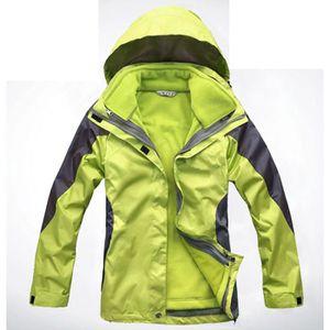 6306d9a79034b Veste ski femme vert - Achat / Vente pas cher - Soldes d'été Cdiscount