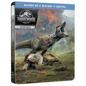 BLU-RAY FILM Jurassic World Fallen Kingdom Bluray 3D