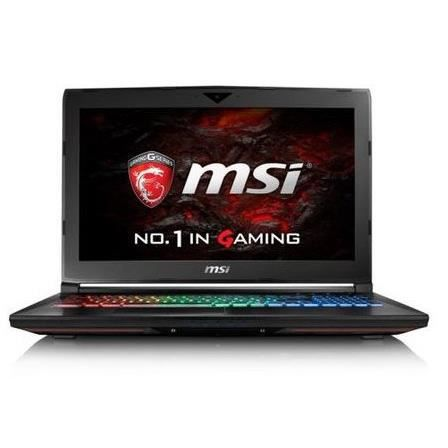 Msi pc portable gamer gt62vr 6rd 213fr 156 ram 8 go core i5 6300hq stockage 1 to 128 ssd gtx 1060
