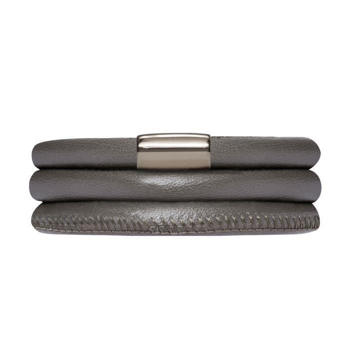 Bracelet ENDLESS Acier - Taille : 60 cm- 1004-60 - Argenté