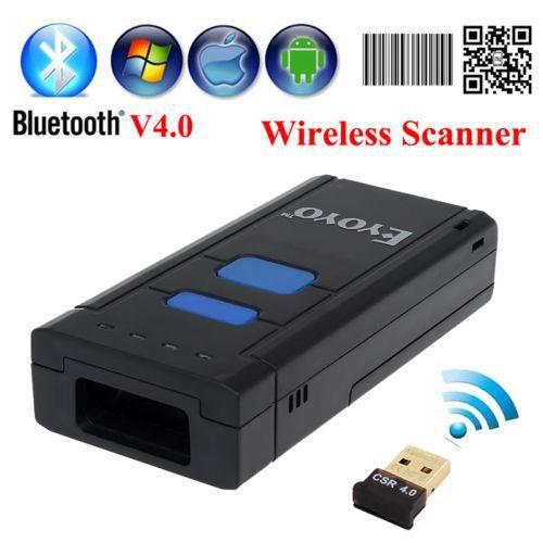 Mj 2d Mini Portable De Lecteur Qr Code Barres 1d Sans 2877 Douchette N0mw8n