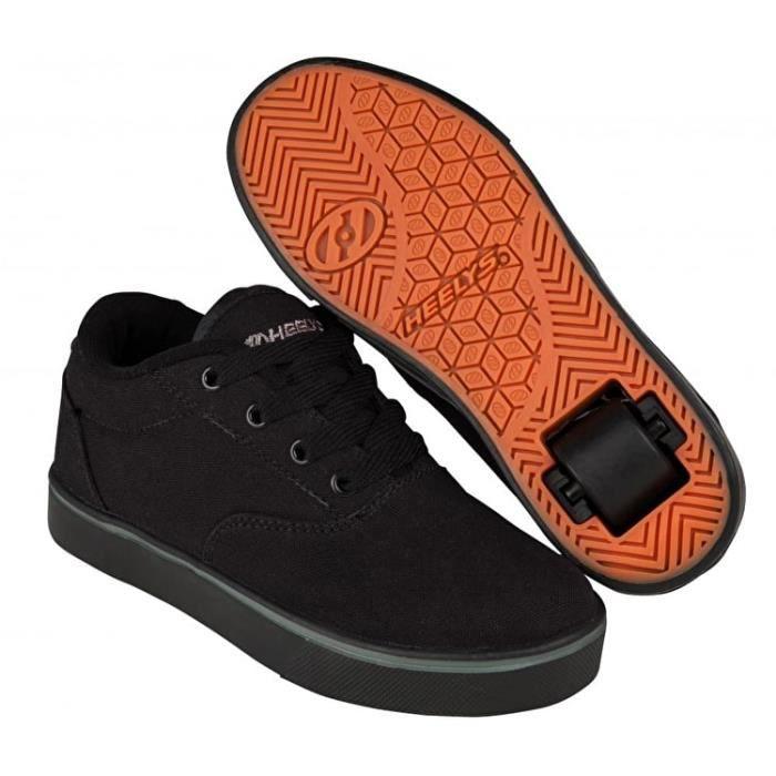 Heelys - Chaussures à roulettes Launch (770155) - noir