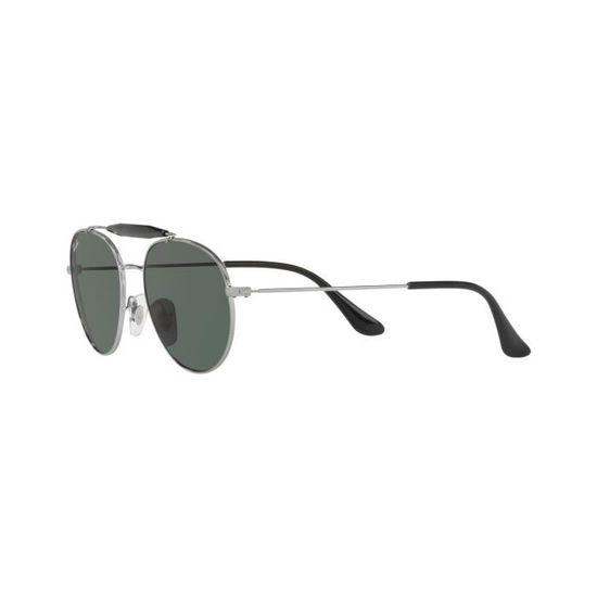 Lunettes de soleil Ray Ban RJ-9542-S -200-71 - Achat   Vente lunettes de  soleil Homme Adulte Gris - Soldes  dès le 9 janvier ! Cdiscount 8af0ac6b45ed