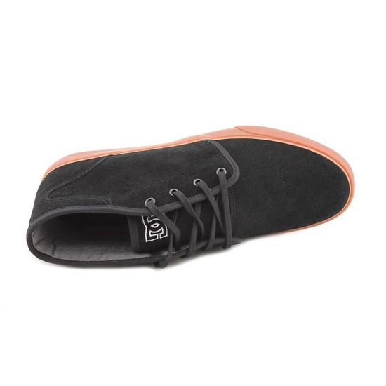 Basket Achat Dc Studio Shoes Daim De Vente Mid Chaussure Noir A7YAqn