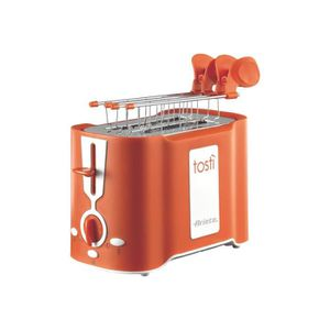 GRILLE-PAIN - TOASTER Ariete tostì 124 Grille-pain 2 tranche 2 Emplaceme
