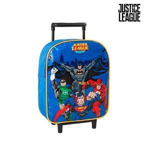 CARTABLE Cartable à roulettes Justice League 1608
