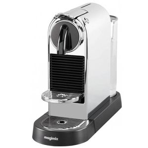 CAFETIÈRE Cafetière MAGIMIX - Nespresso Citiz Chrome (11316)