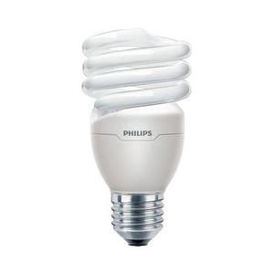 AMPOULE - LED ampoule fluocompacte philips tornado - e27 - 20w -
