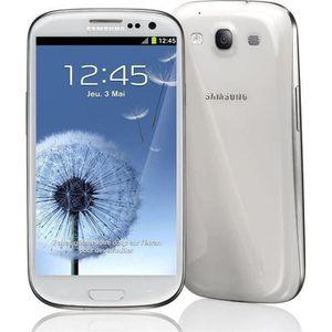 SMARTPHONE Téléphone Mobile Samsung Galaxy S3 - 16Go - Blanc