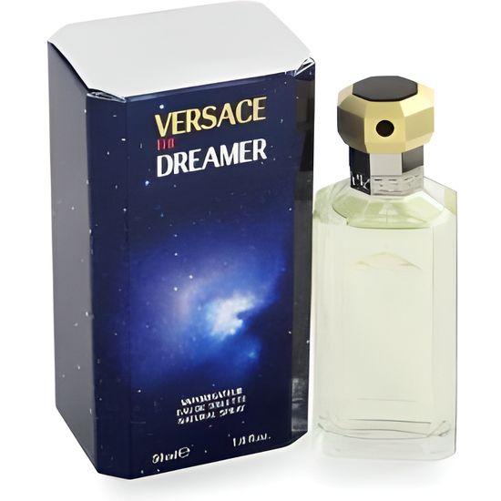 39e85fd8e7b Eau Versace Pour De To Dreamer Parfum Homme 1vXcq7