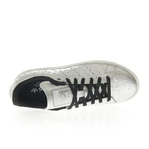 Homme Gris Adidas Chaussures Smith Stan Brillant waIqR6xE