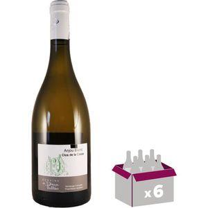 VIN BLANC Domaine des Deux Vallées 2017 Anjou - Vin blanc de
