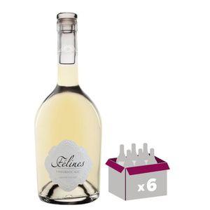 VIN BLANC Félines Blanc 2018 Minervois et La Livinière - Vin