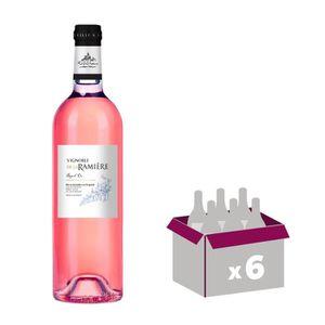 VIN ROSÉ Vignoble de la Ramière 2017 Pays d'Oc - Vin rosé d