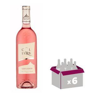 VIN ROSÉ Col de l'Orb 2017 Saint-Chinian - Vin rosé du Lang