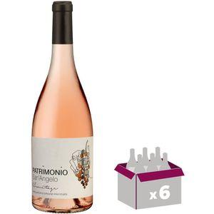 VIN ROSÉ San Angelo 2017 Patrimonio - Vin rosé de Corse