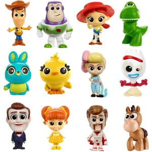 FIGURINE - PERSONNAGE TOY STORY 4 - Mini-Figurines à collectionner - en