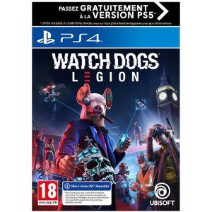 JEU PS4 NOUVEAUTÉ Watch Dogs Legion Jeu PS4