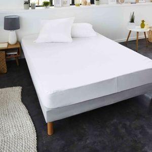 SWEET HOME Prot?ge-matelas Sara Aegis 180x200 cm blanc
