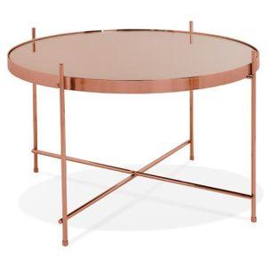 Table Basse Cuivre Achat Vente Pas Cher