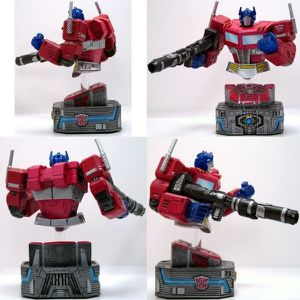 FIGURINE - PERSONNAGE Buste The Transformers Diamond Select Toys Optimus