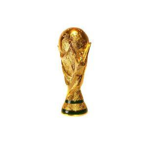 TROPHÉE - MÉDAILLE Replique Coupe Du Monde Football Exacte 1:1 Or Qua
