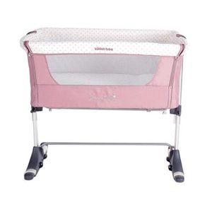 BERCEAU ET SUPPORT Berceau bébé lit bébé pliable bonne nuit rose
