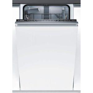 LAVE-VAISSELLE BOSCH Lave-vaisselle tout intégrable encastrable 4
