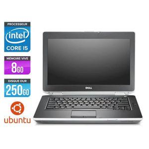 ORDINATEUR PORTABLE Pc portable Dell E6430 - Core i5-3320M - 8Go - 250