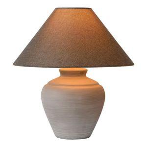 lampe a poser en ceramique achat vente pas cher. Black Bedroom Furniture Sets. Home Design Ideas