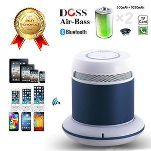 ENCEINTES ORDINATEUR LCC® Haut-Parleur Bluetooth, micro-SD, jack 3.5 et