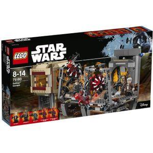ASSEMBLAGE CONSTRUCTION LEGO® Star Wars 75180 L'Évasion des Rathtar
