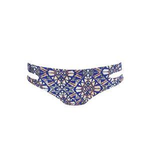 Seafolly Culotte maillot de bain taille haute bleu indigo (Bas) Arriver À Acheter À Vendre 0gJYA