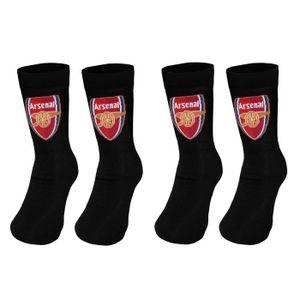 CHAUSSETTES Arsenal FC officiel - 2 paires de chaussettes thèm