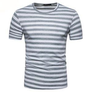 da77f324d27ba T-shirt slim fit homme - Achat / Vente pas cher