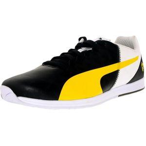 60a49f9999737 CHAUSSURES DE FOOTBALL PUMA baskets tendance homme evospeed 1