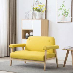 CANAPÉ - SOFA - DIVAN Canapé à 2 places moderne Confortable Canapé de re