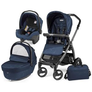 POUSSETTE  TRIO BOOK PEG PEREGO GEO NAVY (Chassis S JET)